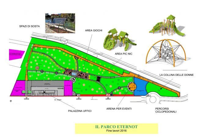 Inaugurazione parco eternot monferrato org - Il giardino di barbano ...