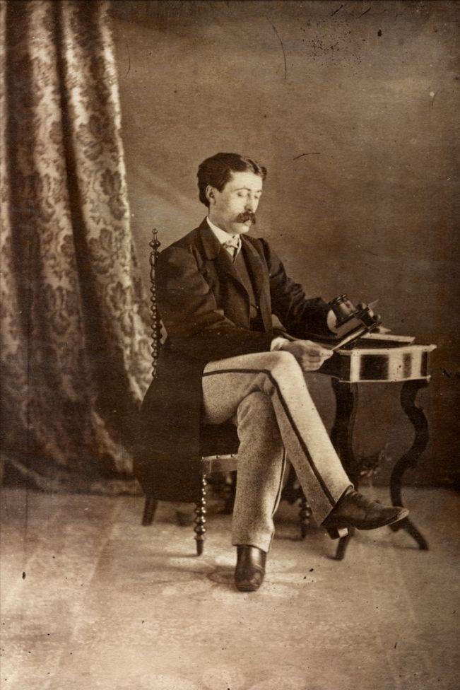 Francesco Negri. Fotografo