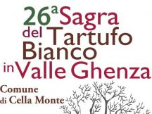 Regional Truffle Fair in Cella Monte. 4th and 5th November