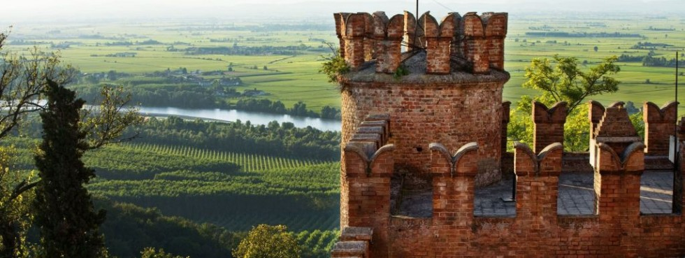 CASTLES in the MONFERRATO area