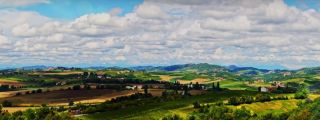 The Monferrato area, an emotional land
